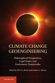 Climate Change Engineering